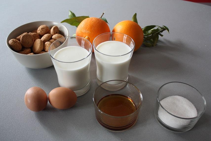 GranConsiglioDellaForchetta - Crema fiorentina ingredienti