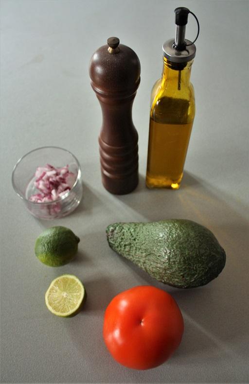 Gran Consiglio Della Forchetta - Guacamole ingredienti