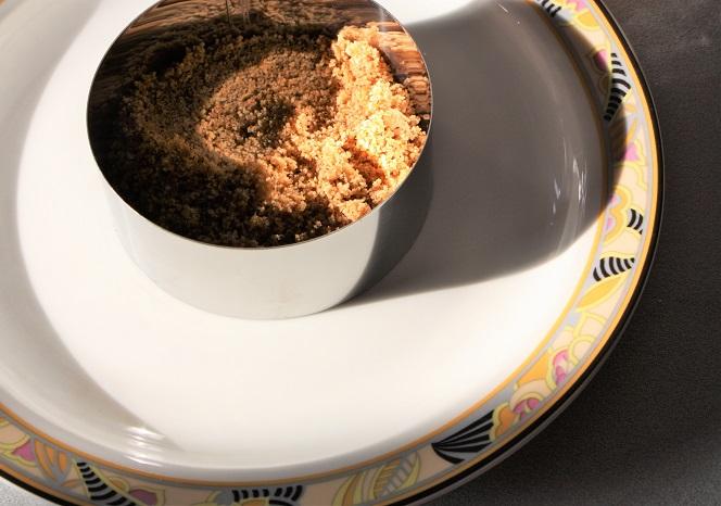 Gran Consiglio della forchetta - cheesecake alle ciliegie e cocco 07