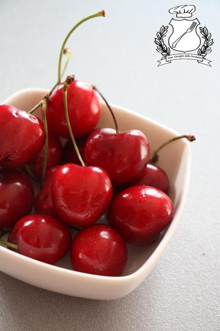 Gran Consiglio della forchetta - ciliegie