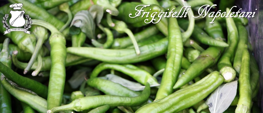 Gran consiglio della forchetta - friggitelli napoletani