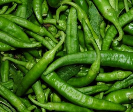 Gran consiglio della forchetta - peperoncini verdi napoletani - friggitelli