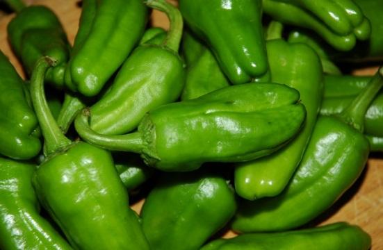 Gran consiglio della forchetta - peperoncini verdi noceresi - friarelli