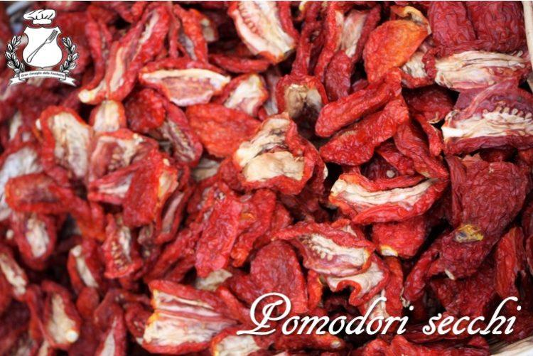 Prodotti tipici pugliesi - Pomodori secchi
