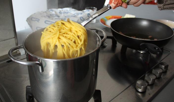 Spaghetti alla gricia - La vera Ricetta romana
