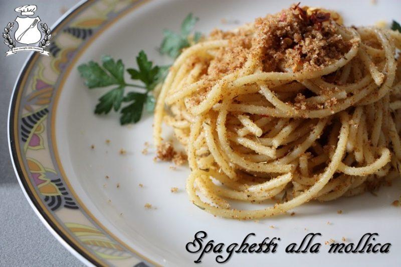 Gran Consiglio della Forchetta - Spaghetti alla mollica