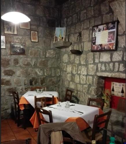 Antica taverna viterbo