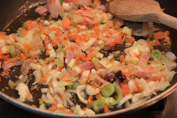 Zucchine tonde ripiene 3