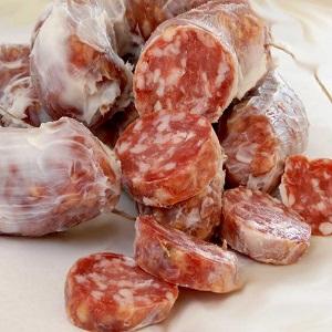 Salame della doja - prodotto da gabba salumi m