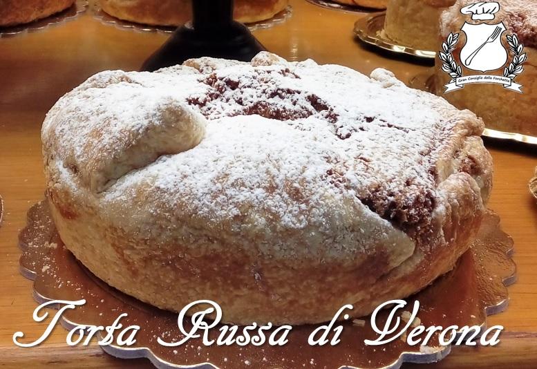 Torta Russa di Verona