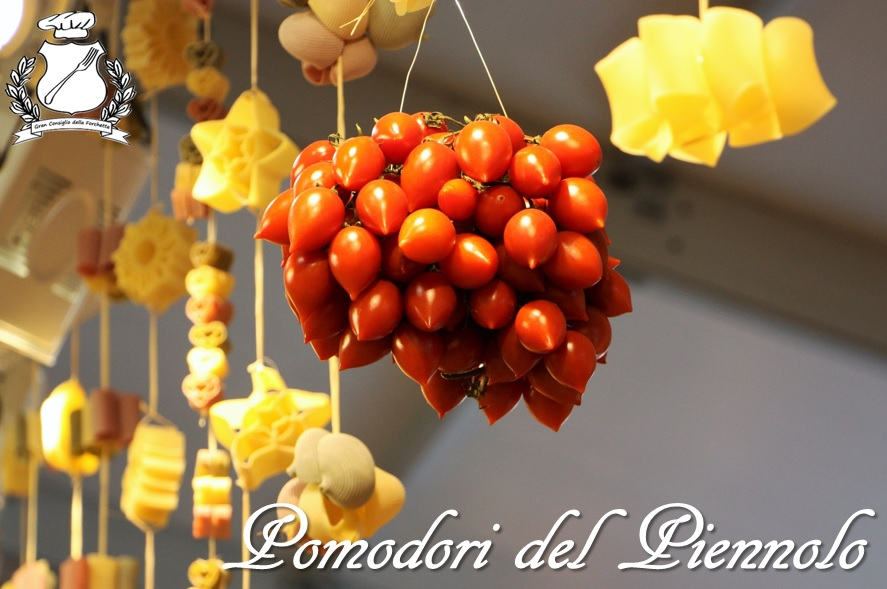 pomodori del piennolo del Vesuvio