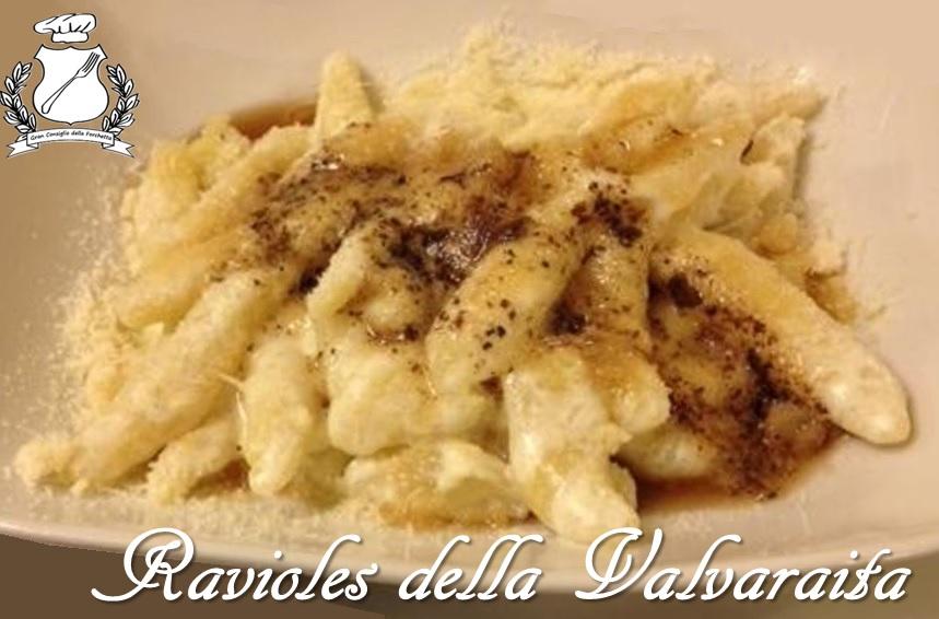 Ravioles - Gnocchi della Valvaraita