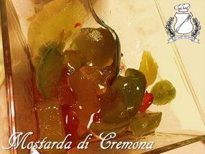 Mostarda di Cremona