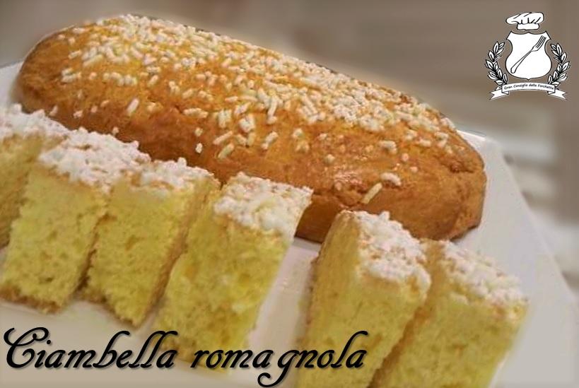 Ciambella romagnola