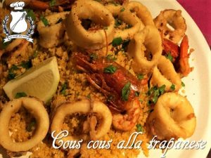 cous cous alla trapanese