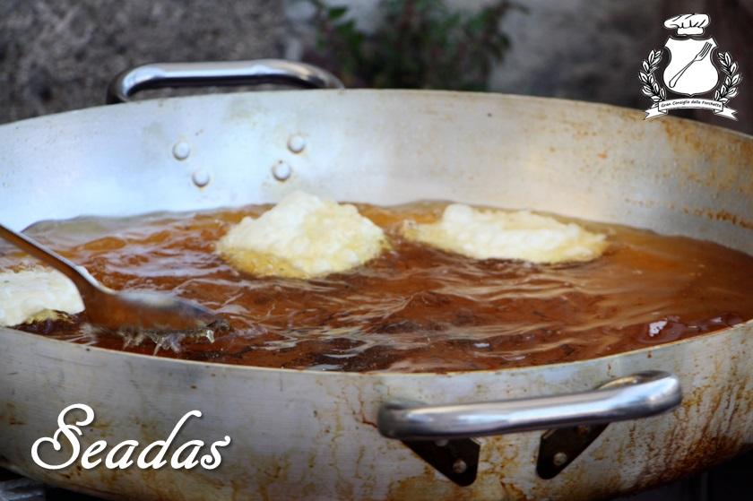 seadas fritte durante una fiera