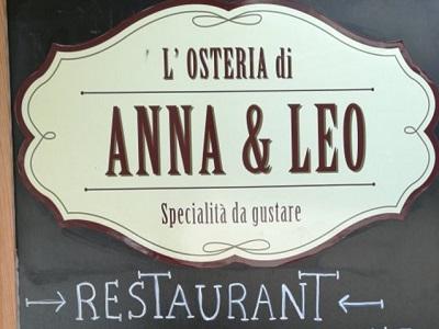 osteria di Anna e Leo - Lucca