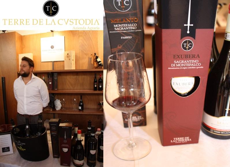 Montefalco - Enologica 2017 Terre de La Custodia