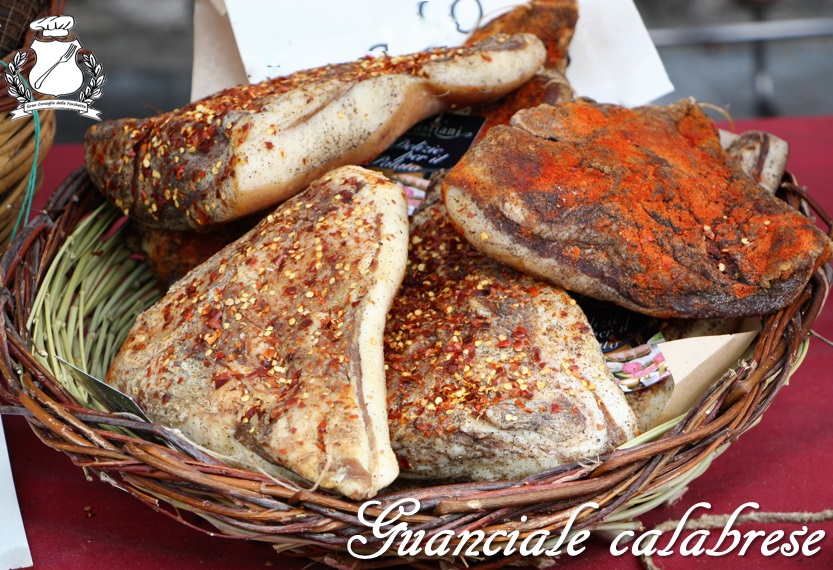 guanciale calabrese