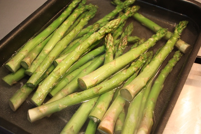 risotto agli asparagi