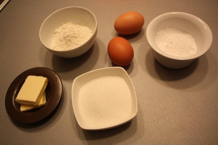 torta paradiso - ingredienti