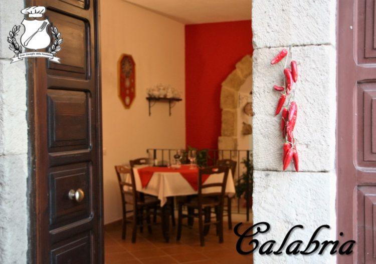 Gran Consiglio della Forchetta - Calabria