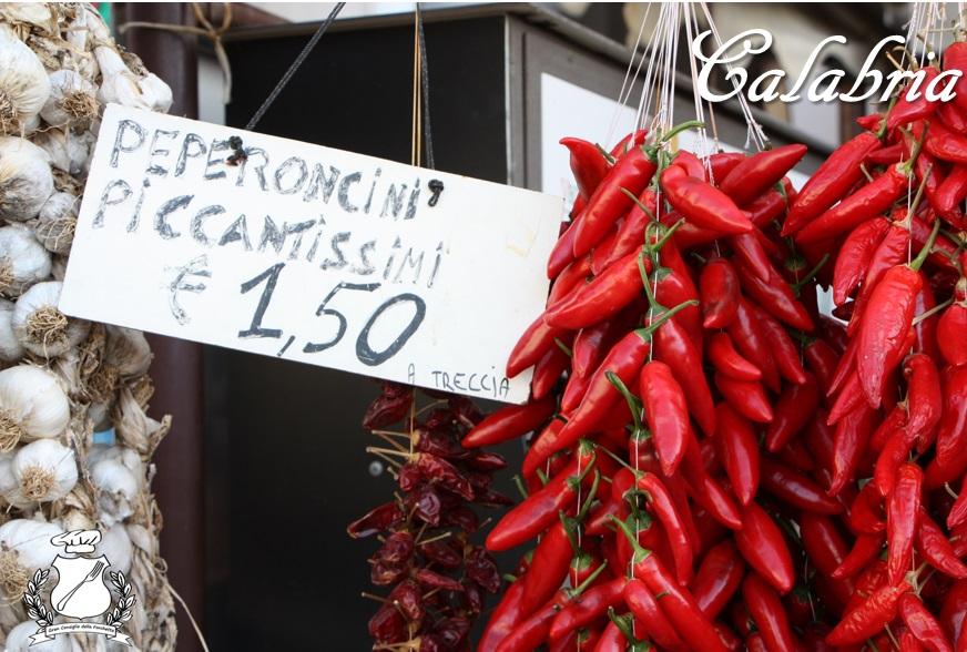 Gran Consiglio della Forchetta - Calabria peperoncini