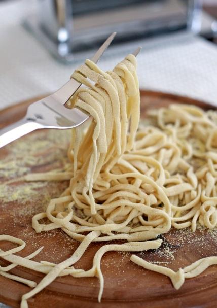 Prodotti tipici Umbria - Stangozzi o stringozzi