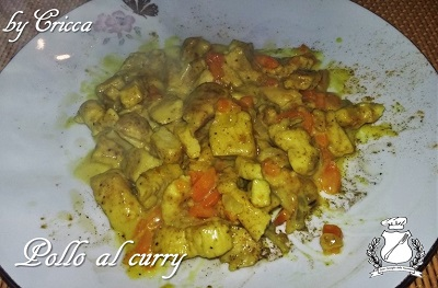 by cricca - pollo al curry