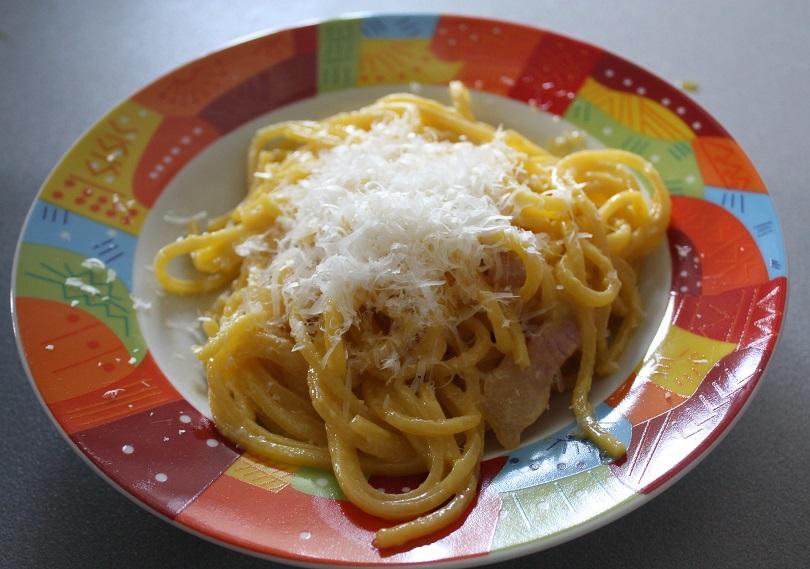 Gran Consiglio della Forchetta - Spaghetti alla carbonara 12