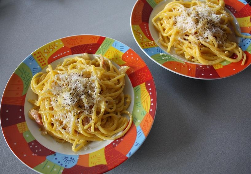 Gran Consiglio della Forchetta - Spaghetti alla carbonara 14