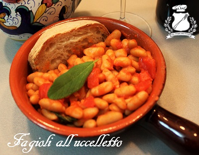 Fagioli all'uccelletto