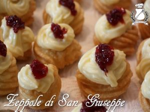 Zeppole di San Giuseppe