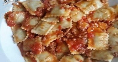 Ravioli al tocco - ricetta