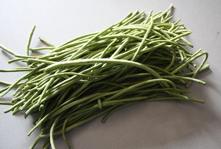 Fagiolini verdi lunghi