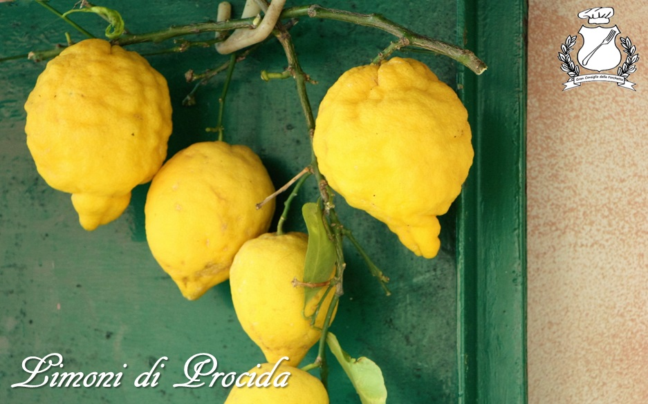 Gran consiglio della forchetta - Limoni di procida