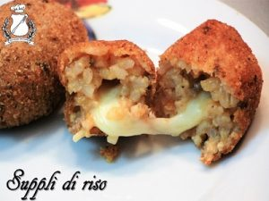 Suppli di riso