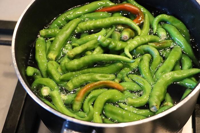 Peperoncini verdi dolci napoletani 02