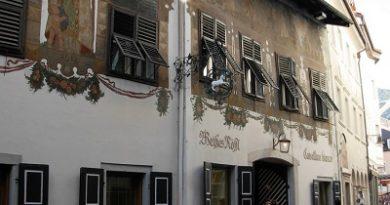 Cavallino Bianco Bolzano