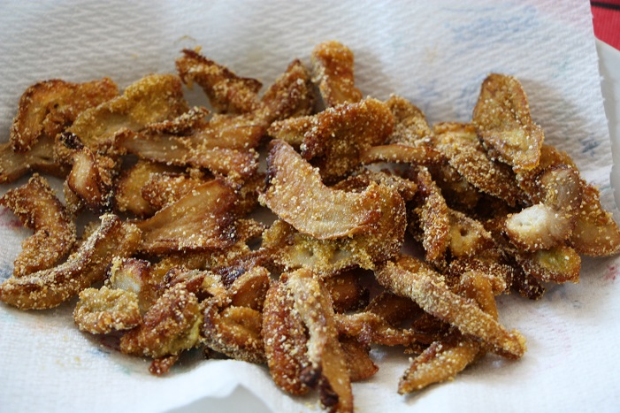 Gran Consiglio della Forchetta - Porcini fritti 06