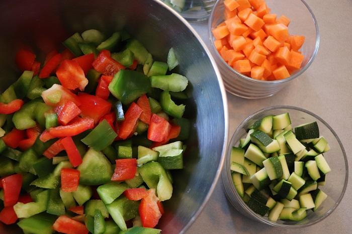 Fregola con le verdure 01