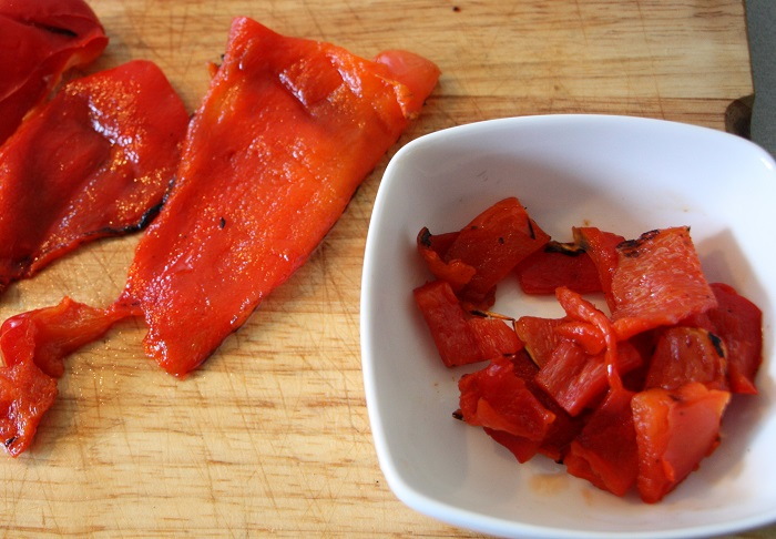 Goulasch ricetta peperoni ingredienti