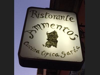 Ristorante Ammentos Cagliari