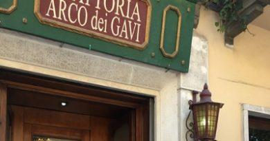Trattoria arco dei Gavi - Verona