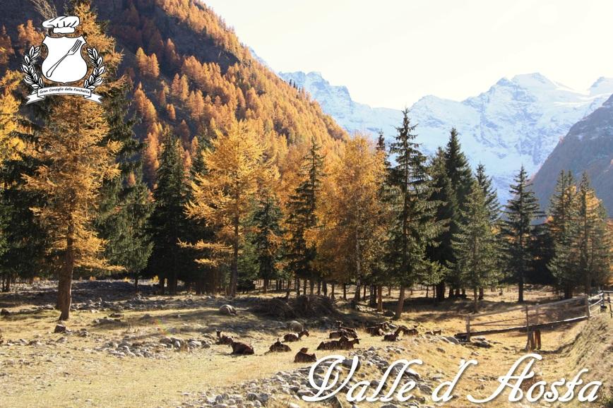 Formaggio di capra valle d'Aosta