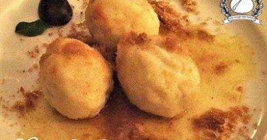 Gnocchi di prugne - Gnochi de susini