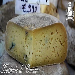 Nostrale di Oncino formaggio