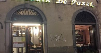 Osteria de' Pazzi Firenze