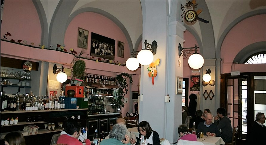Osteria de' Pazzi - Firenze