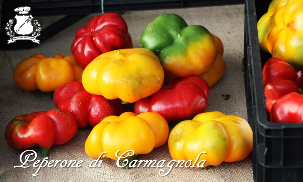 Peperone di Carmagnola